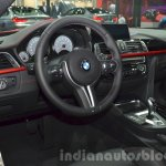 BMW M4 in Frozen Red metallic interior at iAA 2015