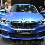 BMW X1 M-Sport Package front at IAA 2015