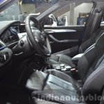 BMW X1 M-Sport Package front seats at IAA 2015