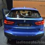 BMW X1 M-Sport Package rear at IAA 2015
