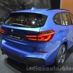 BMW X1 M-Sport Package rear three quarter right at IAA 2015