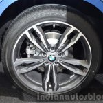 BMW X1 M-Sport Package wheel at IAA 2015
