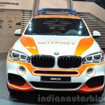 BMW X5 Emergency Vehicle at IAA 2015