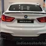 BMW X6 with M Performance Parts aero parts at IAA 2015