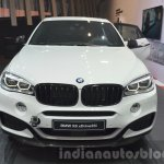 BMW X6 with M Performance Parts bumper with GoPro at IAA 2015