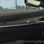 BMW X6 with M Performance Parts door insert carbon fiber at IAA 2015