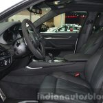 BMW X6 with M Performance Parts front seats at IAA 2015