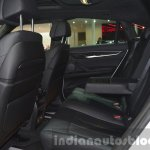 BMW X6 with M Performance Parts rear seat at IAA 2015