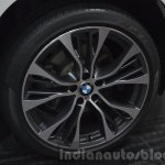 BMW X6 with M Performance Parts wheel at IAA 2015