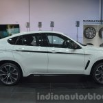 BMW X6 with M Performance Parts wheels decal at IAA 2015