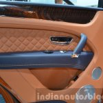 Bentley Bentayga door panel at the IAA 2015
