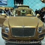 Bentley Bentayga front at the IAA 2015