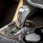 Bentley Bentayga gear lever press shots