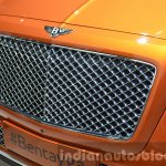 Bentley Bentayga grille at the IAA 2015