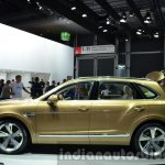 Bentley Bentayga side at the IAA 2015