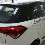 Body graphics of the Hyundai Elite i20 Celebration Edition
