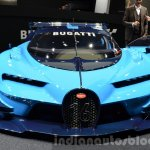 Bugatti Vision GT front at the IAA 2015