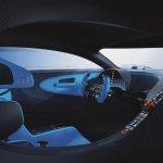 Bugatti Vision Gran Turismo interior unveiled