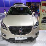 Buick Envision front at the 2015 Chengdu Motor Show