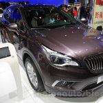 Buick Envision front quarter at the 2015 Chengdu Motor Show