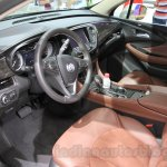 Buick Envision interior at the 2015 Chengdu Motor Show
