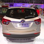 Buick Envision rear at the 2015 Chengdu Motor Show