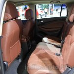 Buick Envision rear cabin at the 2015 Chengdu Motor Show