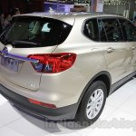 Buick Envision rear three quarter at the 2015 Chengdu Motor Show