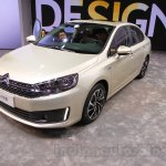 Citroen C4 Sedan at the 2015 Chengdu Motor Show