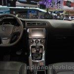 Citroen C4 Sedan dashboard at the 2015 Chengdu Motor Show