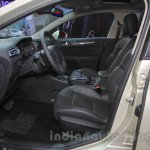Citroen C4 Sedan front seats at the 2015 Chengdu Motor Show