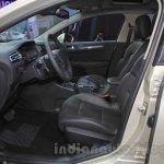 Citroen C4 Sedan front seats at the 2015 Chengdu Motor Show