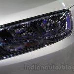 Citroen C4 Sedan headlight at the 2015 Chengdu Motor Show