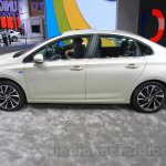 Citroen C4 Sedan profile at the 2015 Chengdu Motor Show