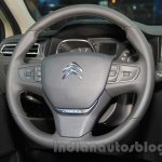 Citroen C4 Sedan steering at the 2015 Chengdu Motor Show