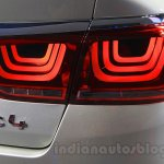Citroen C4 Sedan taillight at the 2015 Chengdu Motor Show