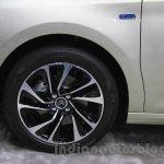 Citroen C4 Sedan wheel at the 2015 Chengdu Motor Show