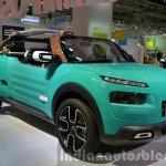 Citroen Cactus M Concept front three quarter at the IAA 2015