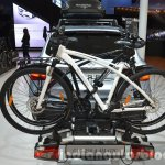 Cycle rack for the Mercedes GLC at IAA 2015