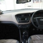 Dashboard of Hyundai Elite i20 Celebration Edition