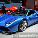 Ferrari 488 Spider front three quarter right at IAA 2015