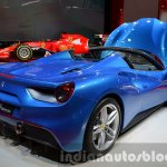 Ferrari 488 Spider rear three quarter at IAA 2015