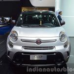 Fiat 500L Beats Edition front at the IAA 2015