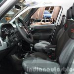 Fiat 500L Beats Edition front cabin at the IAA 2015
