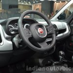 Fiat 500L Beats Edition interior at the IAA 2015