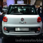 Fiat 500L Beats Edition rear at the IAA 2015