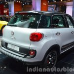Fiat 500L Beats Edition rear three quarter at the IAA 2015