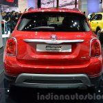 Fiat 500X Cross Plus rear at the IAA 2015
