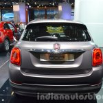 Fiat 500X Lounge rear at the IAA 2015