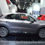Fiat 500X Lounge side at the IAA 2015